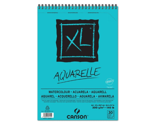 Papel acuarela para hacer lettering